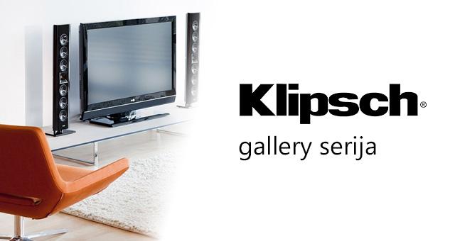 Klipsch Gallery serija