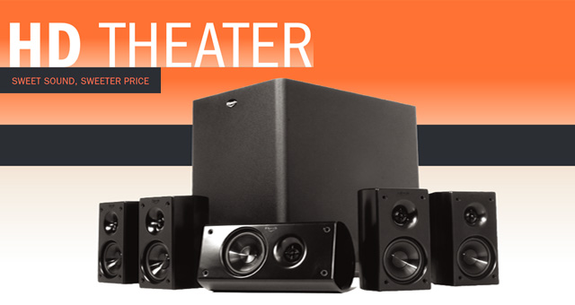 Klipsch HD Theater serija