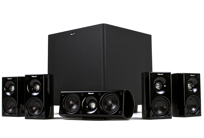 HD Theater 600 Home Theater System