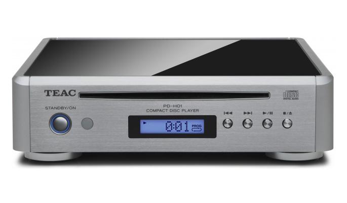 TEAC PD-H01 silver