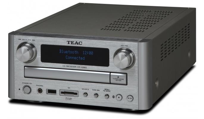 TEAC CR-H260i silver
