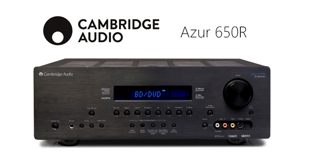 Novi AV receiver Cambridge Audio Azur 650R