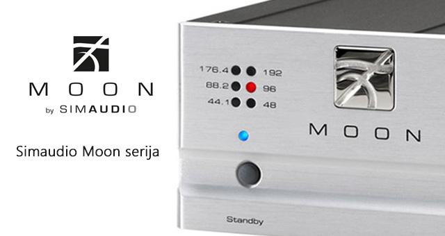Simaudio Moon serija