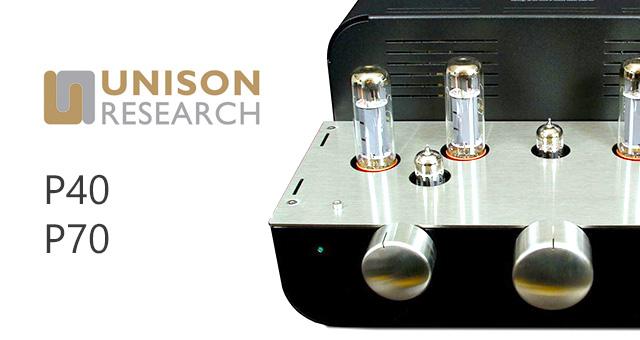 Unison Research P40 i P70