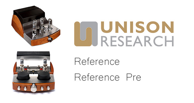 Unison Research Reference