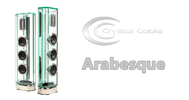 Zvučnički sustavi Crystal cable Arabesque