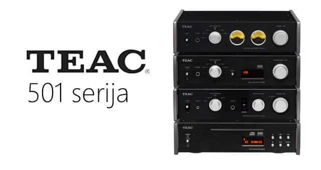 Nova TEAC 501 serija