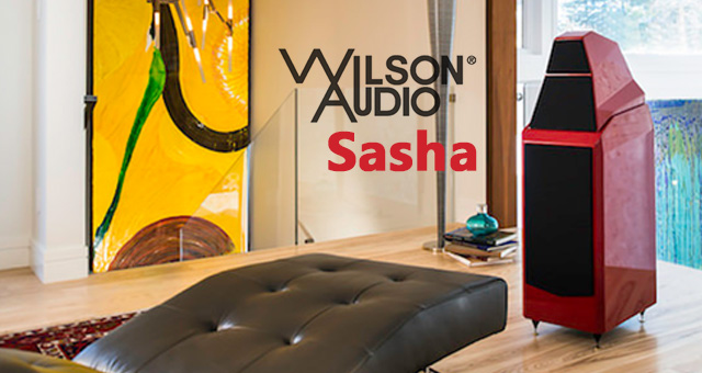 Zvučničke kutije Wilson Audio Sasha 2