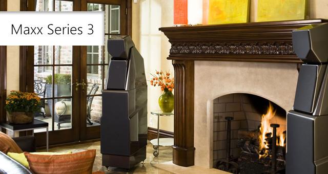 Zvučnički sustav Wilson Audio Maxx Series 3