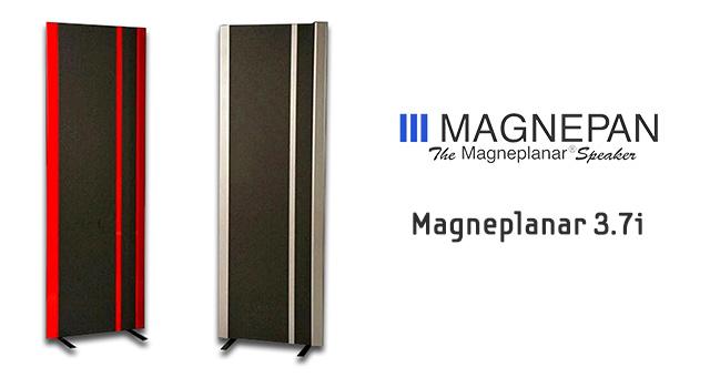 Magneplanar 3.7i