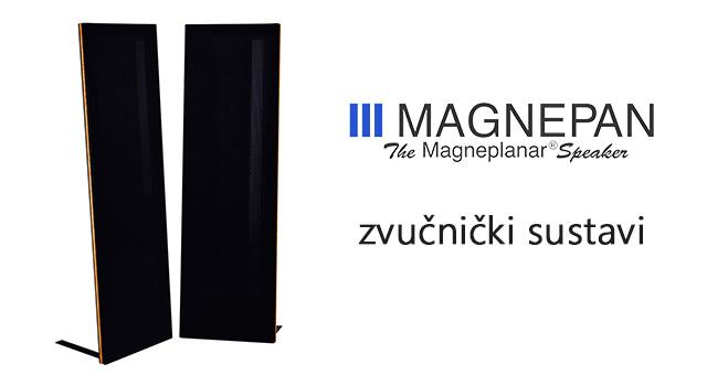 Magnepan zvučnički sustavi