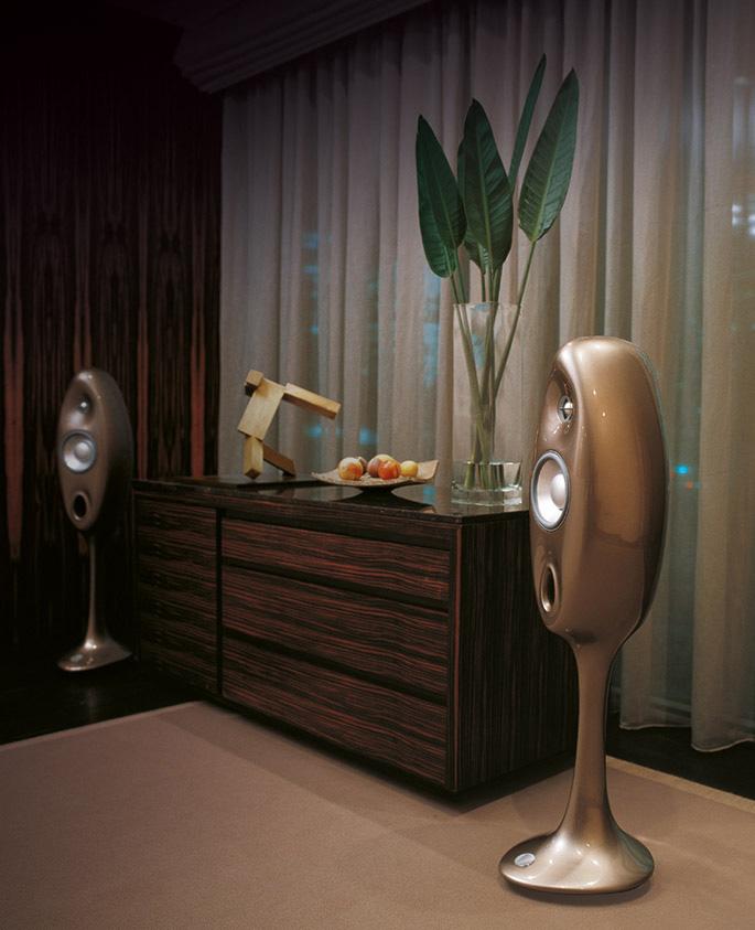 Vivid Audio Oval V1