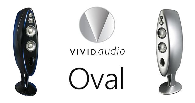 Vivid Audio Oval serija