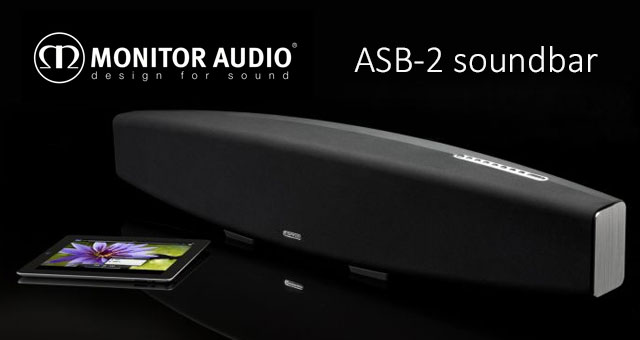 Monitor Audio ASB-2 soundbar