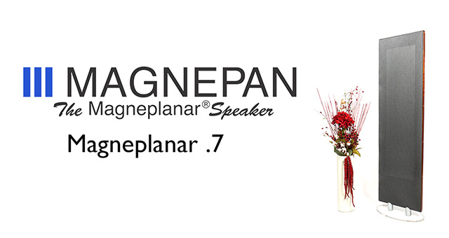 Magneplanar .7 – High-End audio i u malim prostorima – najzad!