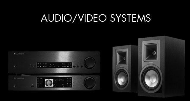 Audio video sistemi