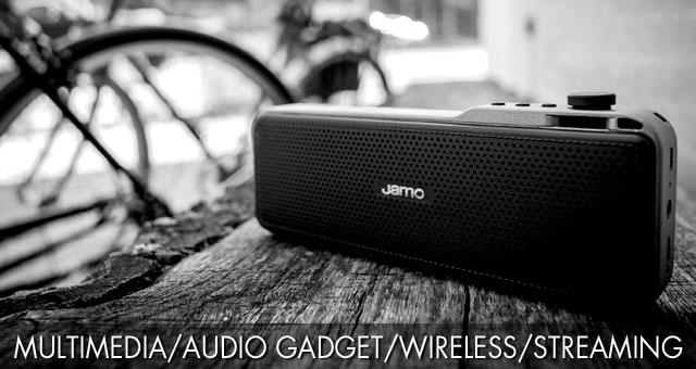 Multimedia - Audio Gadget - Wireless - Streaming