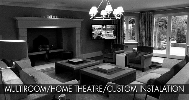 Multiroom - Kućna kina - Custom instalacije