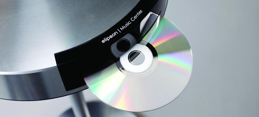 Elipson MC CD