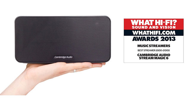 Cambridge GO RADIO – bežični Bluetooth zvučnik i radio