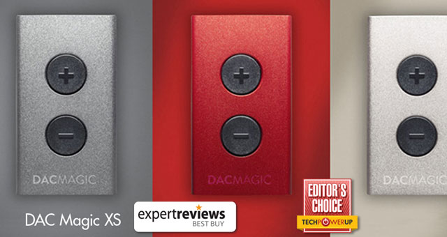 Cambridge Audio – DAC Magic XS