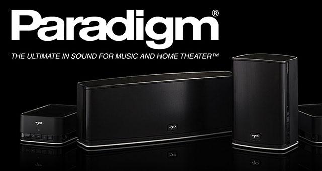 Paradigm Premium Wireless Series