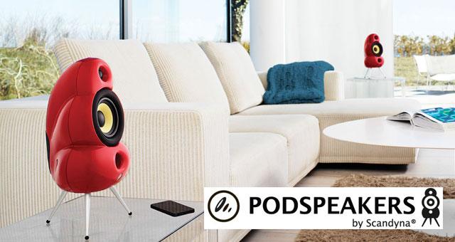 Zvučnički sustav Scandyna SmallPod