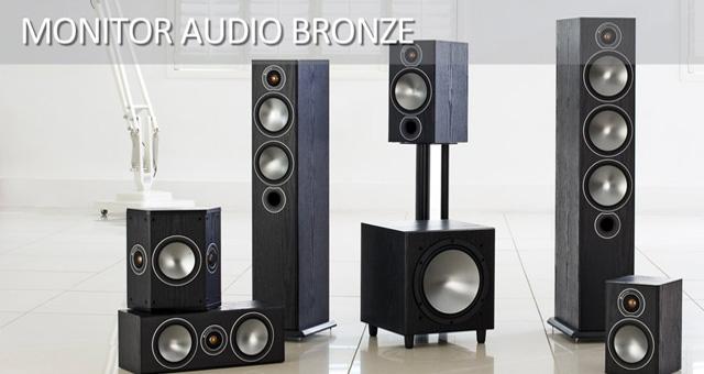 High end čistoća i preciznost po cijeni običnih zvučnika – New Bronze serija Monitor Audio