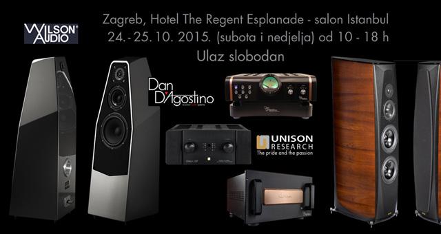 Prezentacija vrhunske audioopreme u Hotelu Esplanade