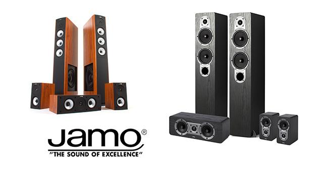 Zvučničke kutije Jamo Studio