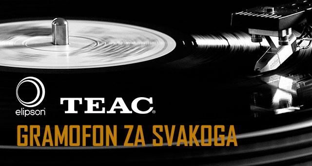 Promo akcija – gramofon za svakoga!