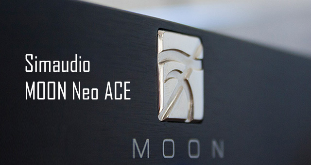 Simaudio MOON Neo ACE music player recenzija