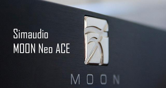 Simaudio MOON Neo ACE music player recenzija