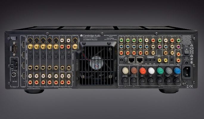 Azur 650R straga