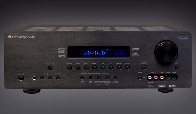 Azur 650R