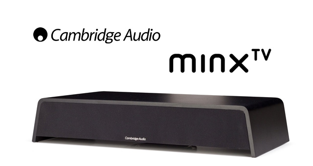 Cambridge Audio Minx TV sustav