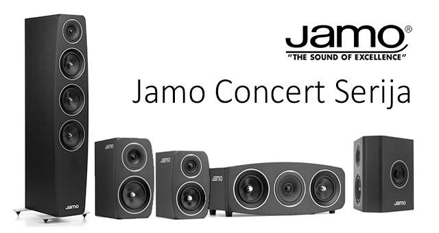 Ambiciozna Jamo Concert Serija