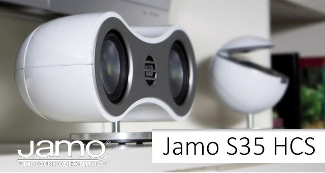 Jamo S 35 HCS sustav kućnog kina