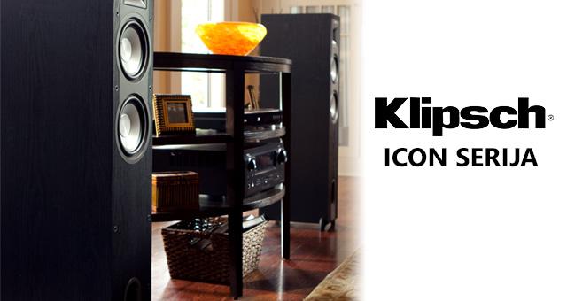 Klipsch Icon serija