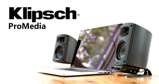 Klipsch kompjutorski zvučnički sustavi