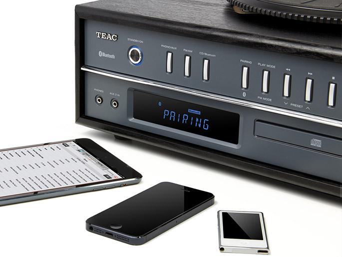 TEAC LP-P1000