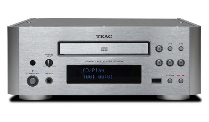 TEAC CD-H750 silver