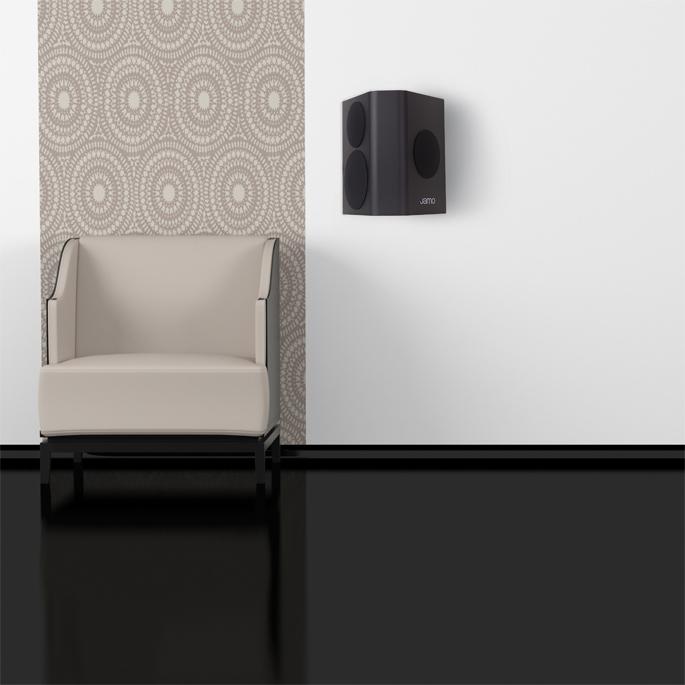 C 9 surround - instalacija na zid