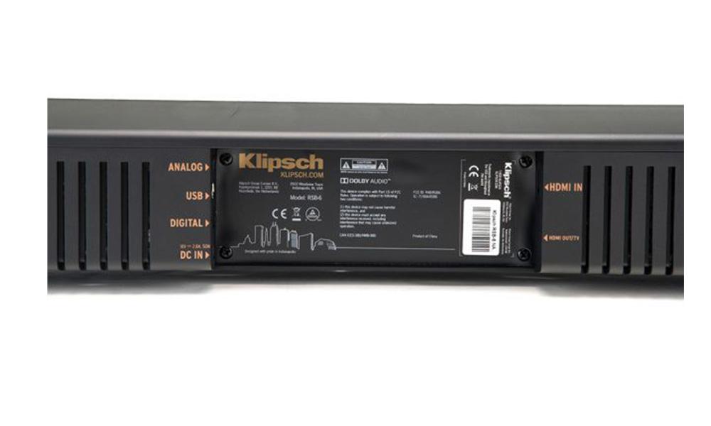 Klipsch RSB 6 – BT