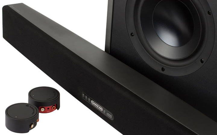 Monitor Audio WS10 set