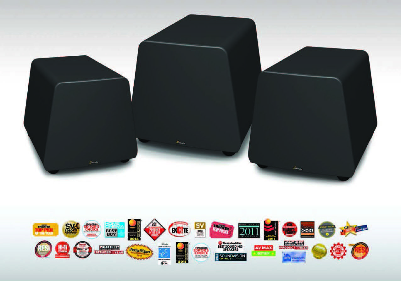 GoldenEar ForceField 3 subwoofer