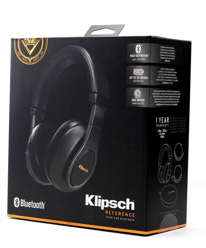 Klipsch Reference On Ear BT