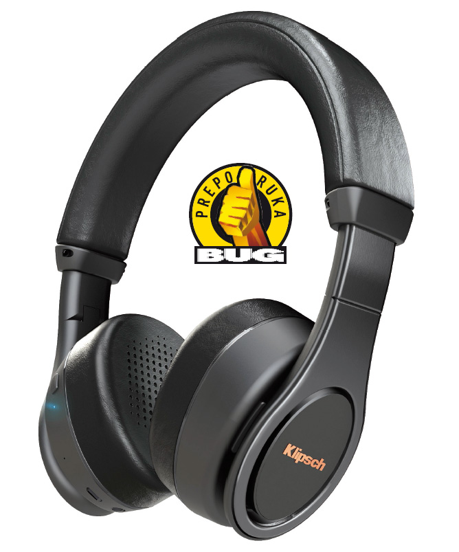 Klipsch Reference On Ear Bluetooth