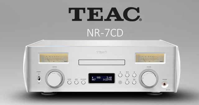 Teac Reference 7 Serija – NR-7CD mrežni all-in-one (sve u jednom) uređaj
