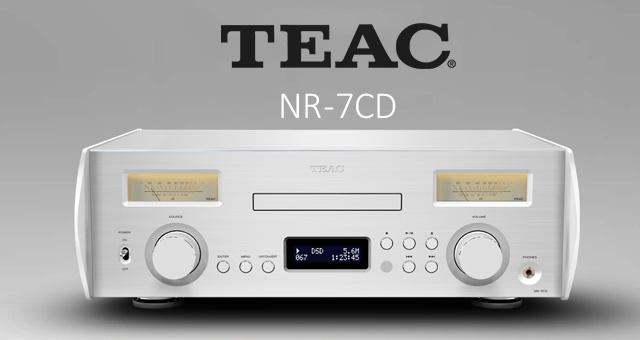 Teac Reference 7 Serija – NR-7CD mrežni all-in-one (sve u jednom) uređaj